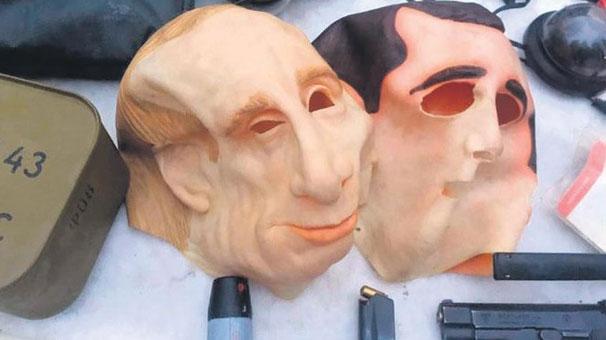 Ukrayna'da Türk vatandaşlarına büyük şok! Putin maskesiyle...