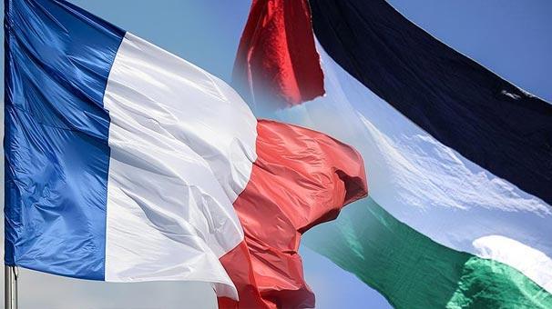 Filistin ile Fransa arasında anlaşmalar imzalandı