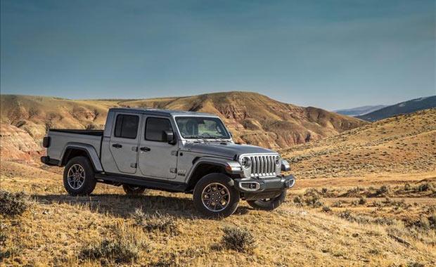 Jeep Gladiator, Los Angeles Otomobil Fuarı'nda sergilendi