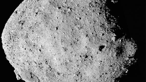 NASA'dan tarihi açıklama! Kil tabakaları arasına sıkışmış...