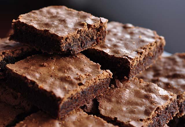 Sadece iki malzemeli glutensiz brownie tarifi