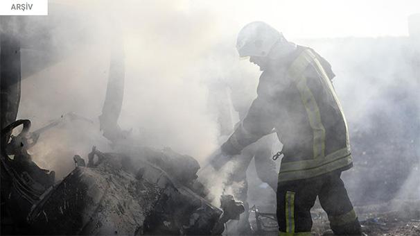 Afrin'de pazar yerine terör saldırısı