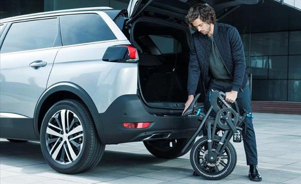 Peugeot'nun kokpit tasarımına ve bisikletine iki ayrı ödül