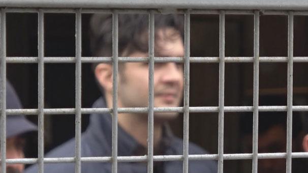 Beşiktaşta apartman görevlisini öldüren Fitness hocası adliyeye sevk edildi 36