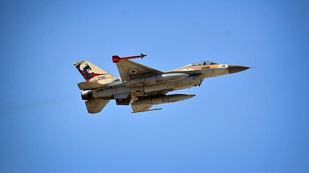 Lübnan: İsrail savaş uçakları hava sahamızı ihlal etti 24