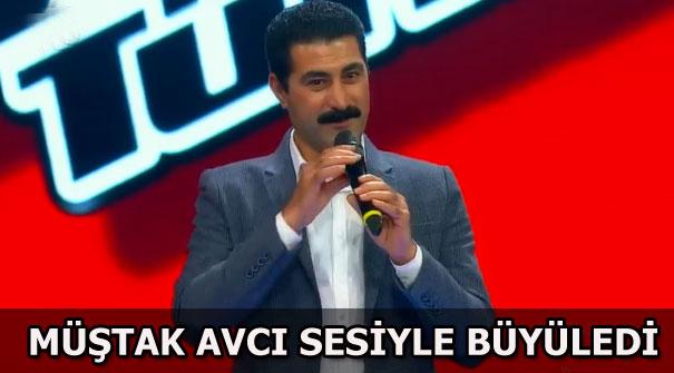 Müştak Avcı O Ses Türkiye performansı