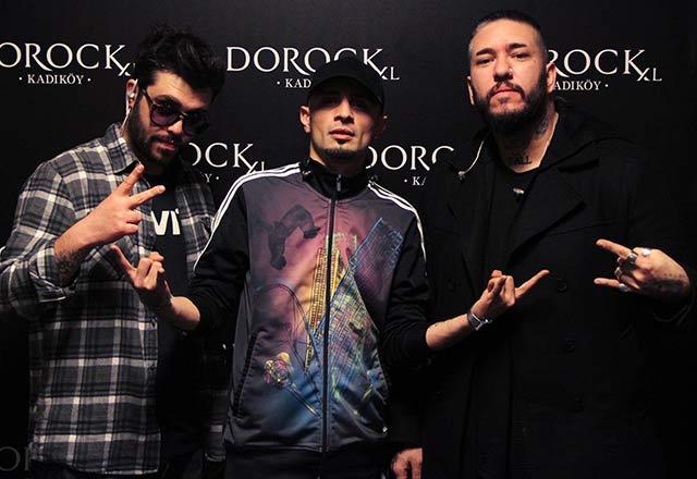 RockA Anadolu Yakası'nda coşturdu