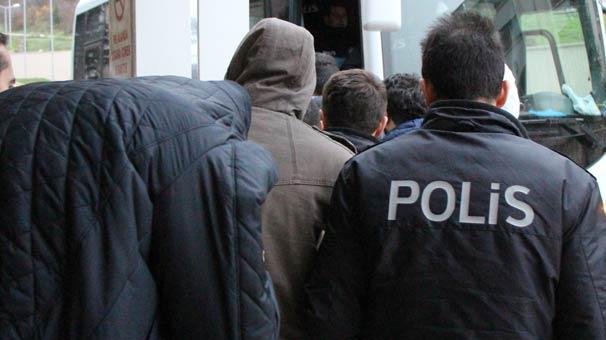 Diyarbakır merkezli suç örgütüne operasyon!