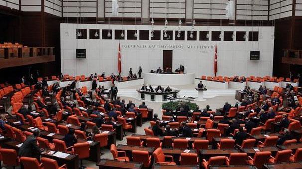 Meclis'e yeni dokunulmazlık dosyaları sevk edildi