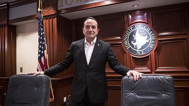 ABD'nin ilk Türk belediye başkanı, ilham kaynağı olmak istiyor