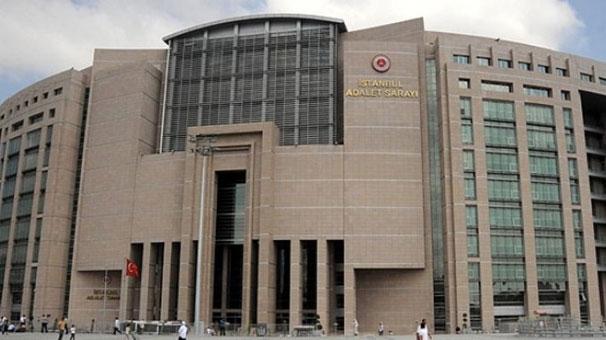 Gizli servisler kullanıyor... İstanbul Adalet Sarayı'nda suikast silahı alarmı!