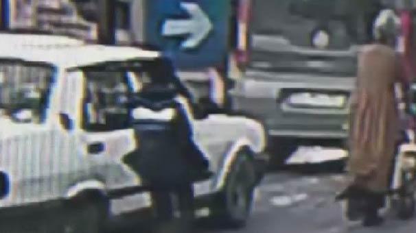 Bebek arabalı kadınların kabusu oldu! Polis her yerde arıyor