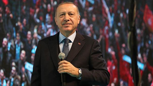 Cumhurbaşkanı Erdoğan paylaştı! 'Onlar yalanlarla konuşur, biz rakamlarla...'