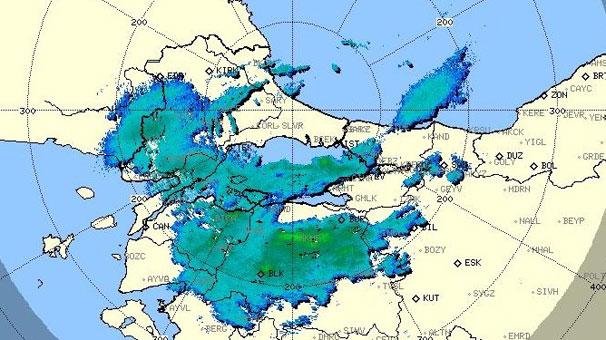 Meteoroloji'den İstanbul için son dakika tahmini!