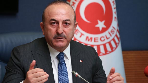 Dışişleri Bakanı Çavuşoğlu'ndan yoğun diplomasi trafiği