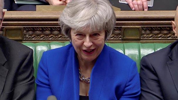 Son dakika | Theresa May istediğini aldı!