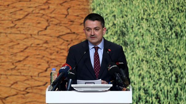 Tarım ve Orman Bakanı Pakdemirli bir ilke imza atacak