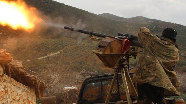 Son dakika | MSB duyurdu! Suriye'de o bölgeler vuruldu