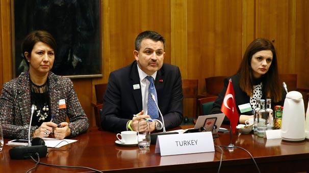 """""""Türkiye'de tarım evrim geçirmektedir"""""""