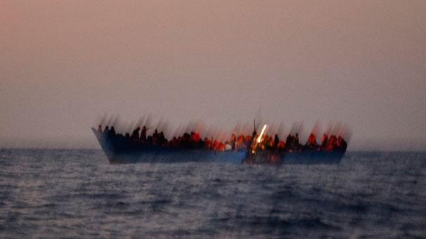 """""""Akdeniz'de 117 kişi birden öldü"""""""