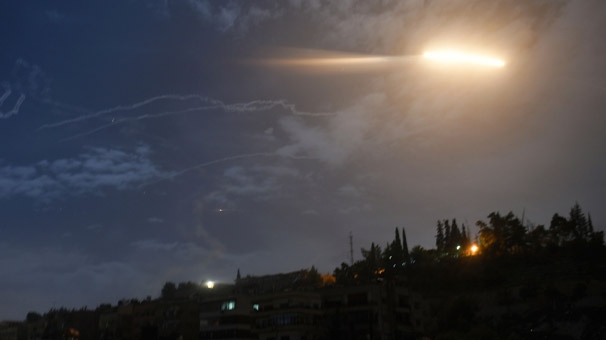 Son dakika... Rusya: İsrail saldırılarında dört Suriye askeri öldü