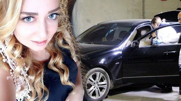 Sevgilisini öldürüp, cesedini otomobille dolaştırdı! İndirimsiz müebbet …