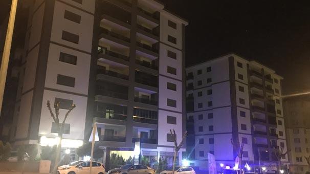 Üniversite öğrencisi genç kız 7. kattan düşüp öldü