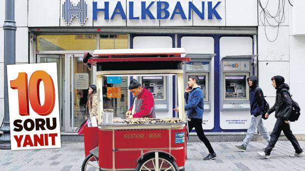 Halkbank'ın kart yapılandırması