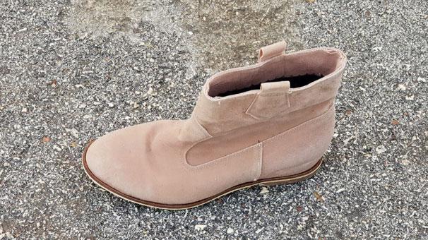 Buse'nin ayakkabısı bulundu!