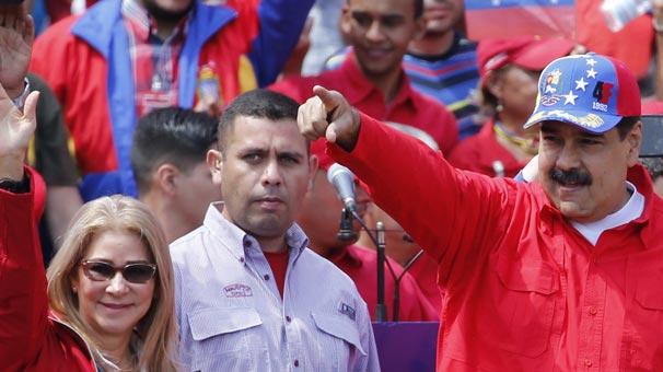 Maduro açıkladı! Bu yıl seçim yapılacak