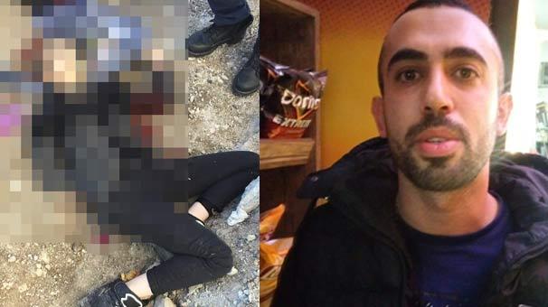 Sokak ortasında dehşet! Eşini defalarca bıçaklayarak öldürdü