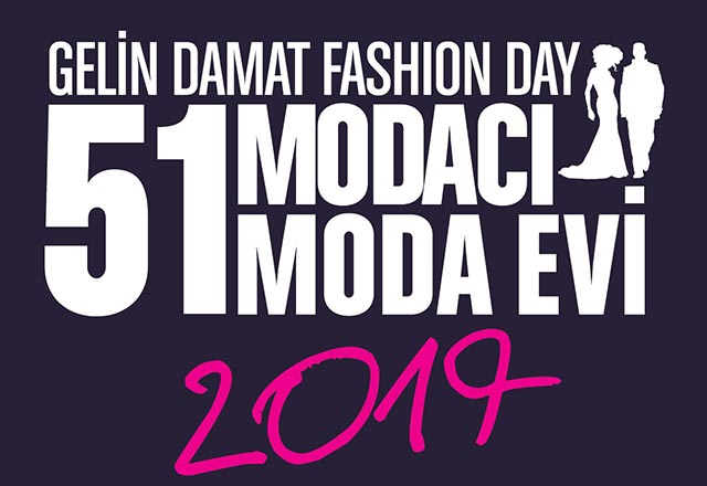 Gelin Damat Fashion Day 10 Mart'ta Çırağan Sarayı'nda yapılacak