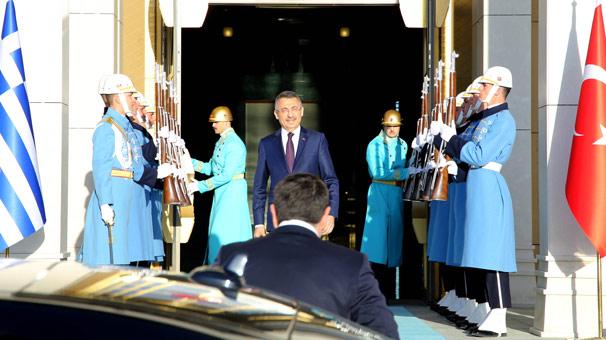 Son dakika... Yunanistan Başbakanı Çipras Türkiye'de