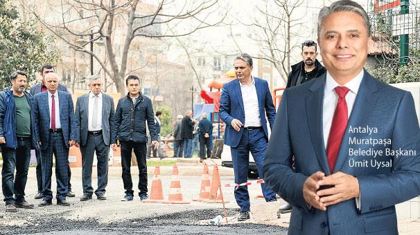 Antalya'nın kalbi Muratpaşa