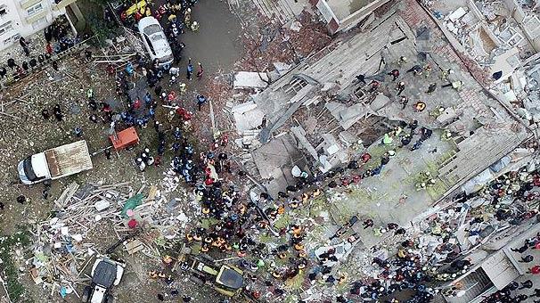 Son dakika... Kartal'da çöken binada ölen ve yaralananların kimlikleri belli oldu
