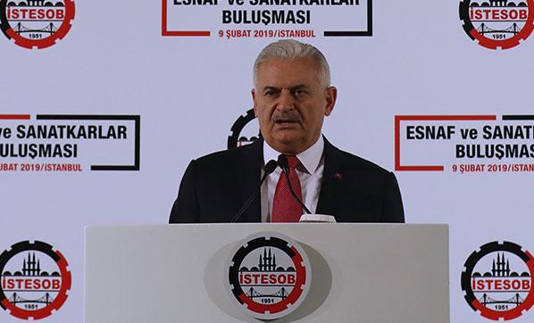 Binali Yıldırım: İstanbul'u dünyanın kalbi haline getireceğiz