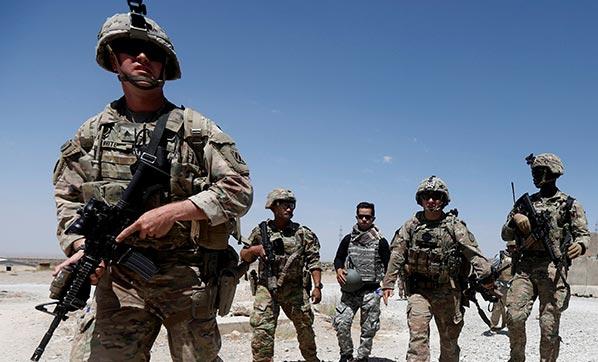 Anlaşma imzalandı! ABD askerlerinin varlığı artıyor