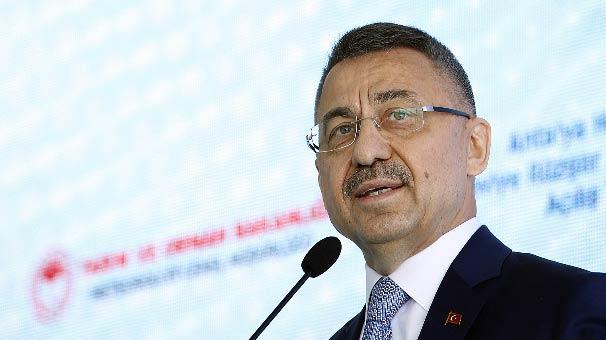 Cumhurbaşkanı Yardımcısı Oktay:Sadece İstanbul değil tüm Türkiye'de başarılacak