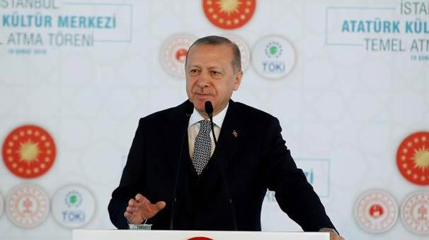 Cumhurbaşkanı Erdoğan İstanbul'daki tarihi törende açıkladı! KDV müjdesi