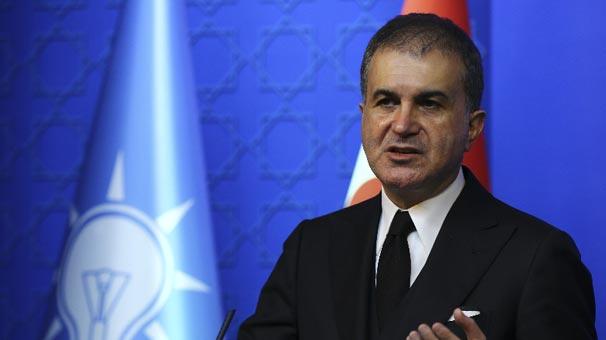 AK Parti Sözcüsü Ömer Çelik'ten Cemal Kaşıkçı cinayetiyle ilgili flaş açıklama