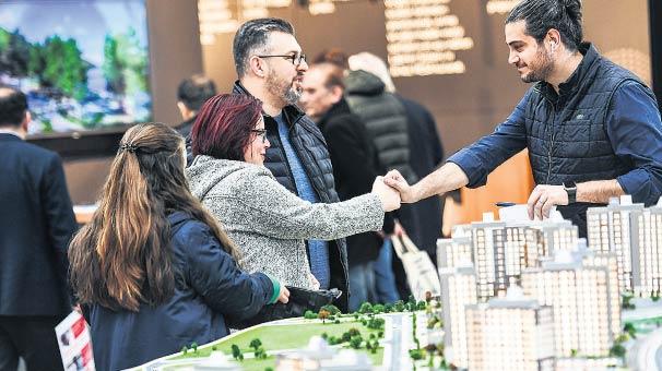 Evim Türkiye Fuarı'nda 400 milyonluk satış
