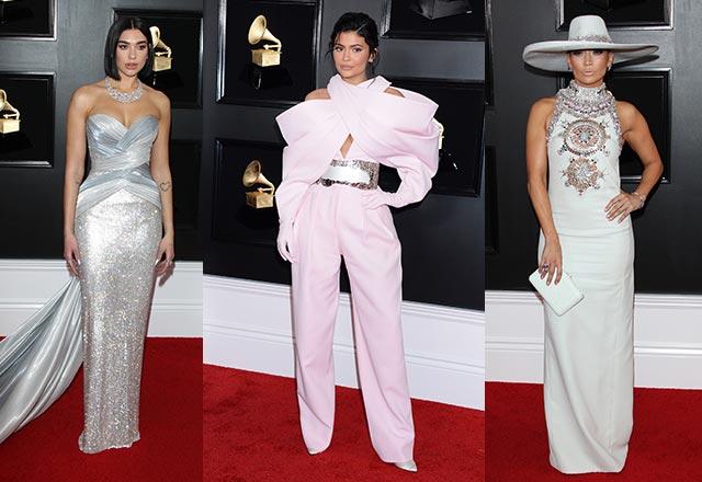 61. Grammy Ödülleri: Kırmızı Halı