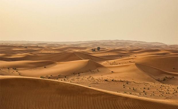Sahara Çölü'nde gizemli keşif