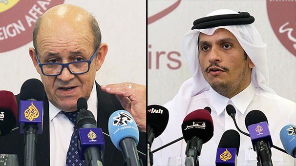 Son dakika... Katar ve Fransa'dan stratejik ortaklık adımı!
