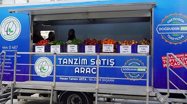 Tanzim satış İstanbul ve Ankara'da hangi ilçelerde yapılıyor?