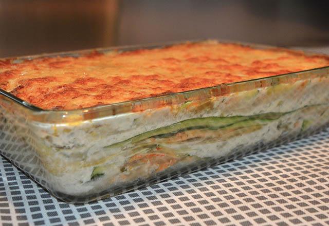 Ispanaklı lazanya böreği