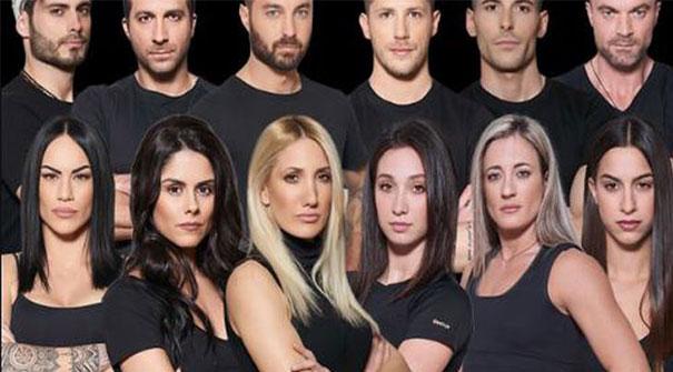 Survivor Yunan takımı yarışmacıları kimler? 2019 Yunan takımı...