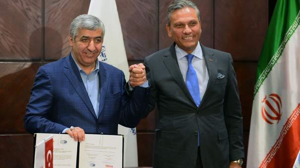 Son dakika: Türkiye ile İran arasında flaş anlaşma! İmzalar atıldı...
