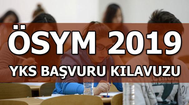 YKS başvuruları başladı! YKS üniversite sınavı başvurusu nasıl yapılır?