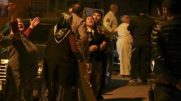 Ankara'da dehşet! İki aile arasında silahlı kavga...